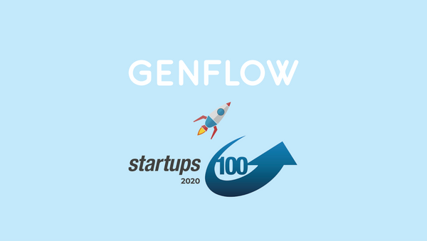 Genflow Is One Of The UK's Fastest Growing Disruptive Businesses According To Startups 100